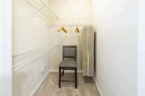 Two Bedroom Apartments for Rent in Northwest Houston, TX - Model Closet (2)